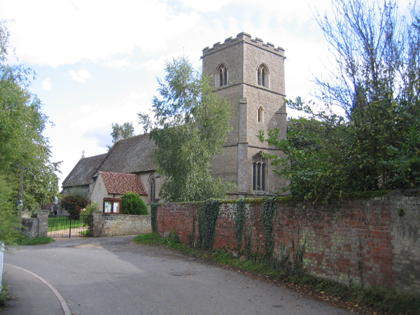 Barton parish church, Cambs