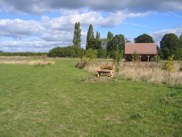 Barton Glebe Woodland Burial Site and Memorial Lodge, Comberton Road, Cambs