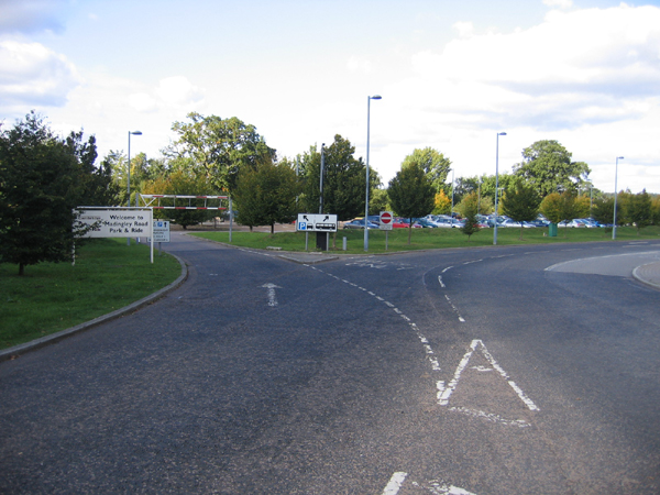 Madingley Road Park & Ride, Cambridge