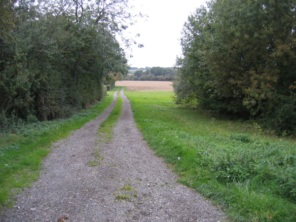 View from Campton Road, Meppershall, Beds