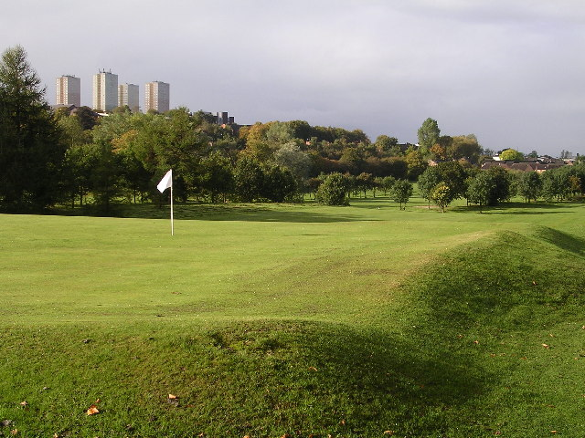 Littlehill Golf Course, Auchinairn