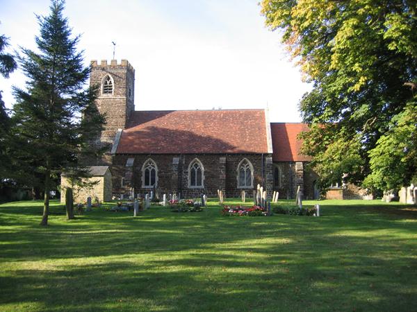Parish church, Pulloxhill, Beds