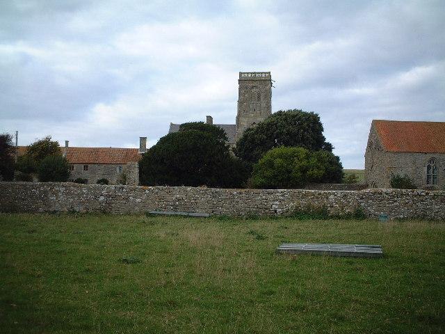 Woodspring Priory