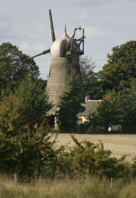 Barnack tower mill