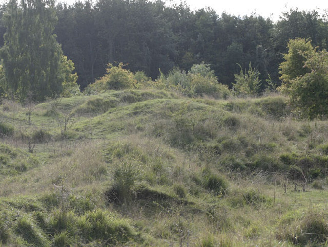 Hills and Holes, Barnack, Peterborough