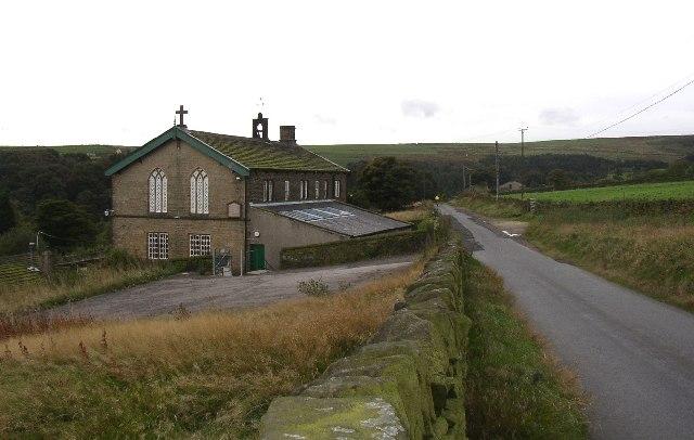 Upper Slaithwaite Church, Bradshaw, Slaithwaite