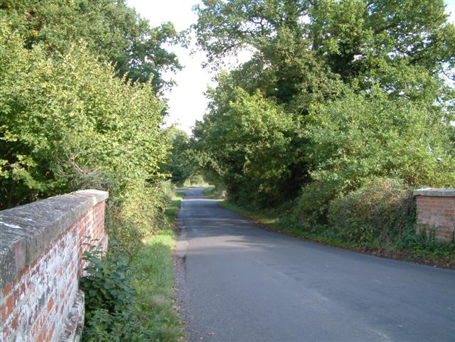 The Road to Holly Cross
