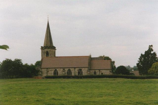 Rocester Church