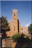 SP8596 : Stoke Dry Church by Humphrey Bolton