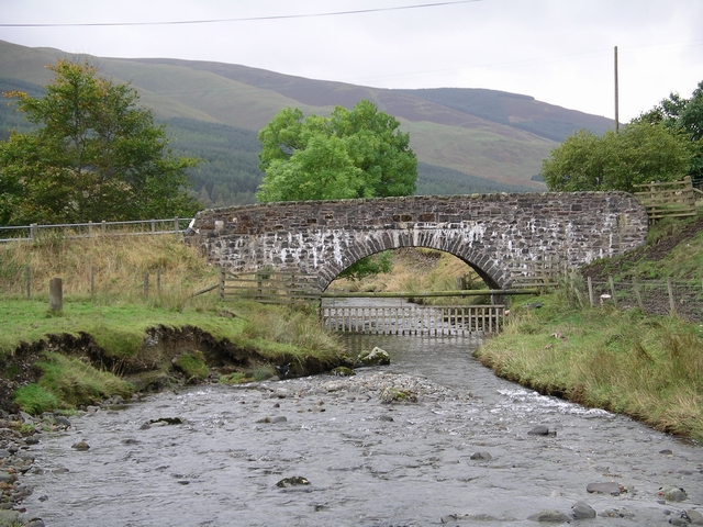 Bridge, Blackhope Burn