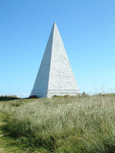 Emmanuel Head Beacon - Holy Island