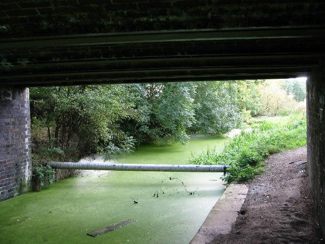 Redmile Town Bridge, No 54, Grantham Canal, Redmile