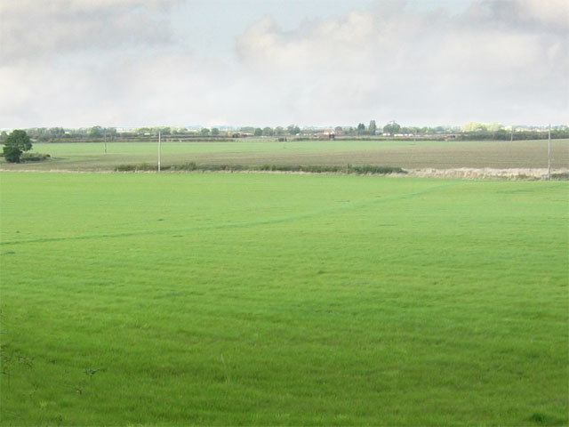 Farmland in the Vale of Belvoir