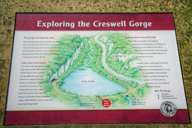 Exploring the Creswell Gorge