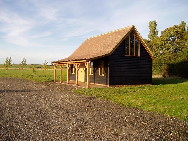Woodland burial site