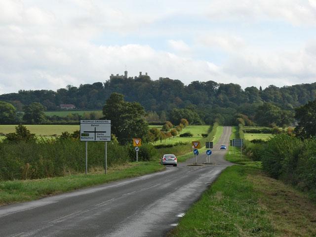 Redmile Crossroads