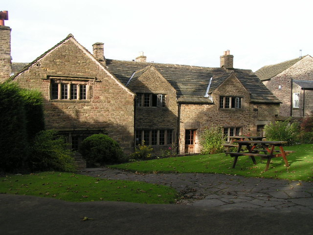 Old Hall, Whitehough