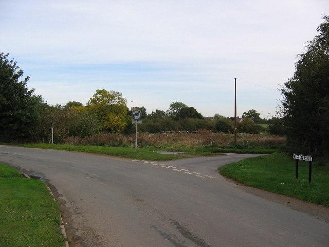 Catwick, Minor Road Junction