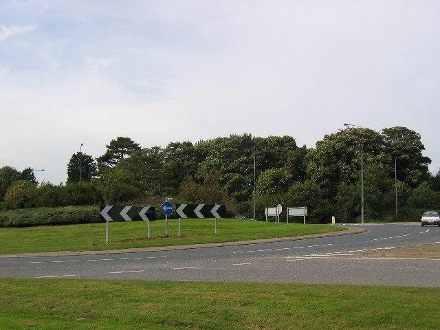 A165 Brandsburton Roundabout