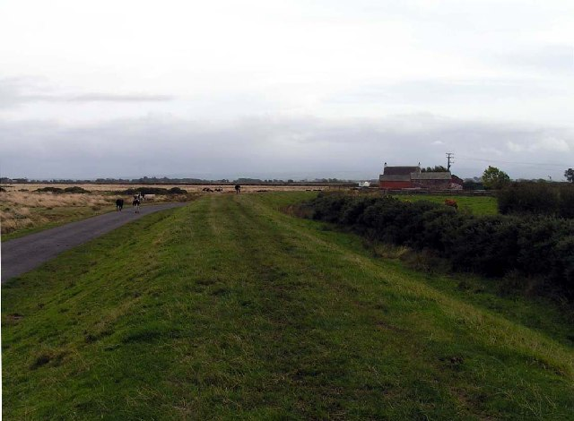 Sea Dyke End