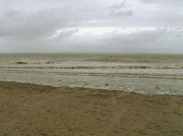 Seashore, Grune Point