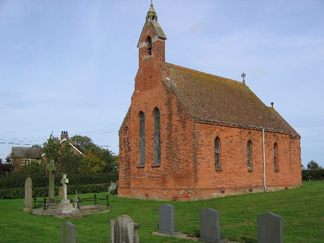 St. Nicholas church, Dunnington