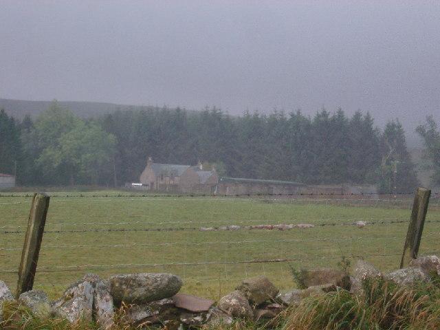 East Biggs Farm, near Sherrifmuir