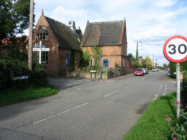 The Old School, Barkestone-le-Vale, Leicestershire