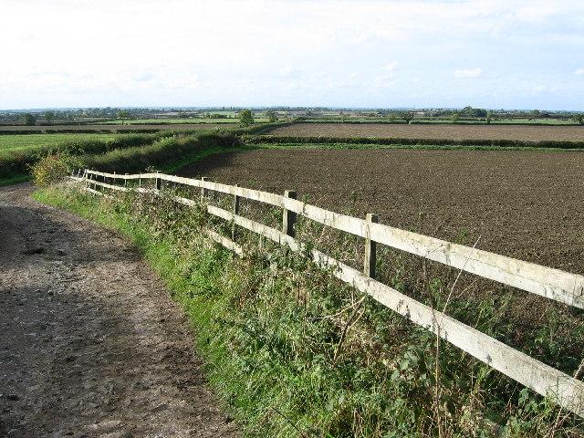 Jericho Lane, near Barkeston-le-Vale, Leicestershire