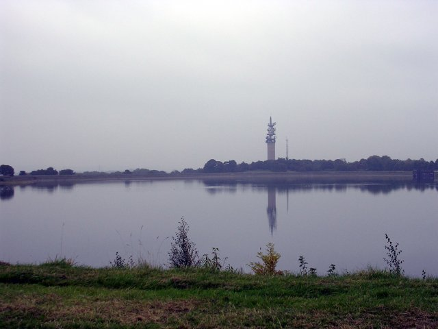 Heaton Park Reservoir