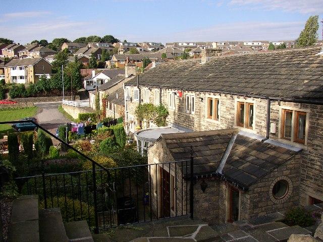 St Mary's Fold, Kirkheaton