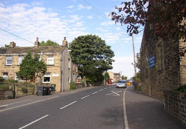 New Road, Kirkheaton
