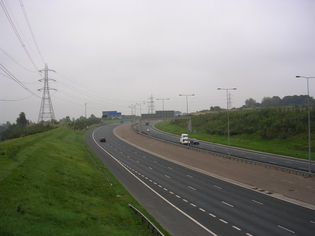 M60 Motorway, Middleton