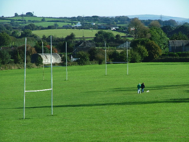 King George V's Playing Fields, Elburton