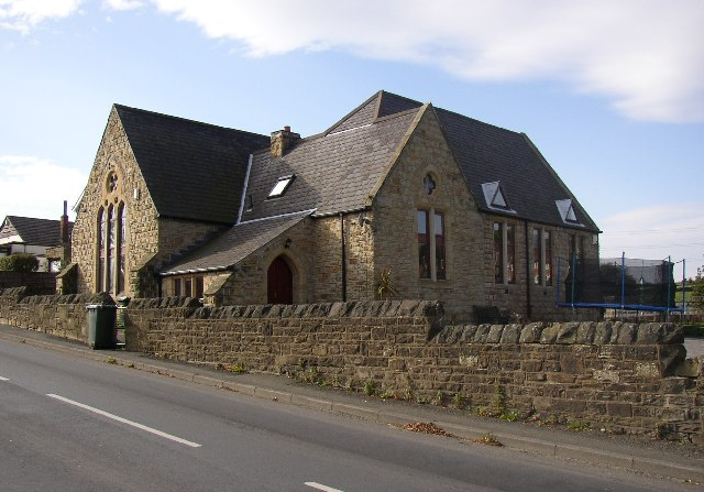 Former school, Hopton hall Lane, Upper Hopton