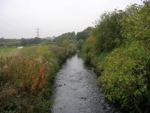 River Irk from Booth Bridge