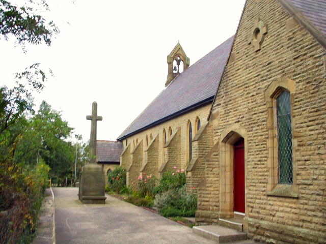 St.Marks, Heyside