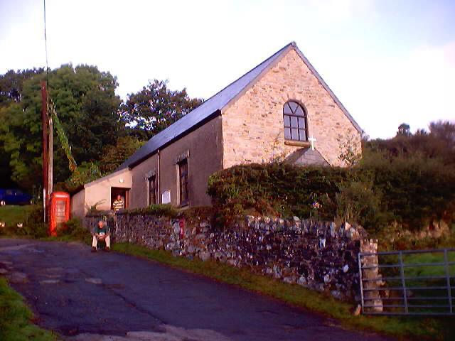 Dunstone Methodist Chapel