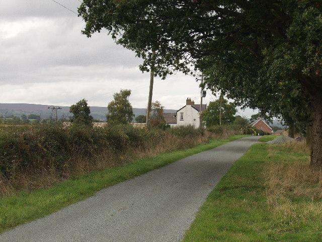 Redundant farm buildings at Plas Goulbourn