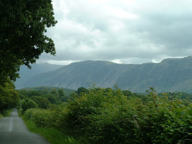 Road to Nether Wasdale