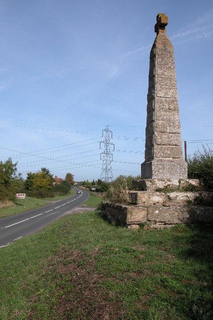 Battle of Barber's Bridge Monument