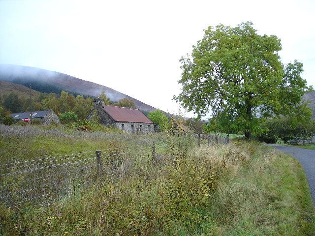Bohuntine in Glen Roy