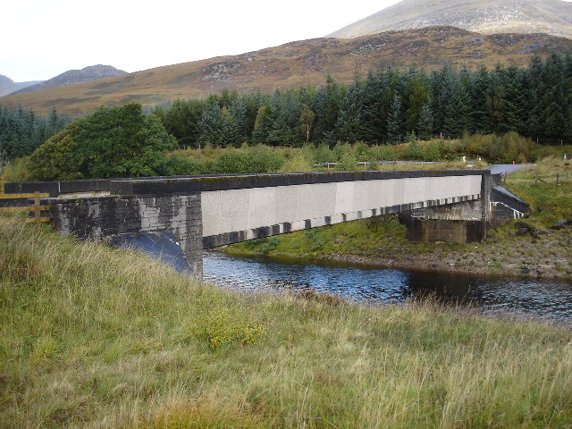 Bridge over the River Spean