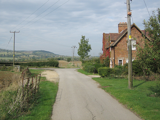 Didcot Cottages, Wychavon Way