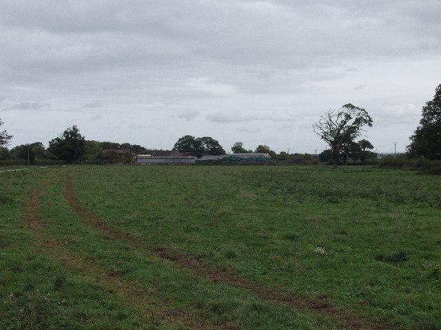 """Farm Buildings at  """"Asney Park Farm"""""""