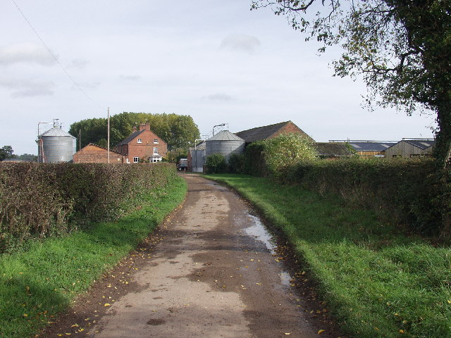 Farm Buildings at Lower Eyton Farm