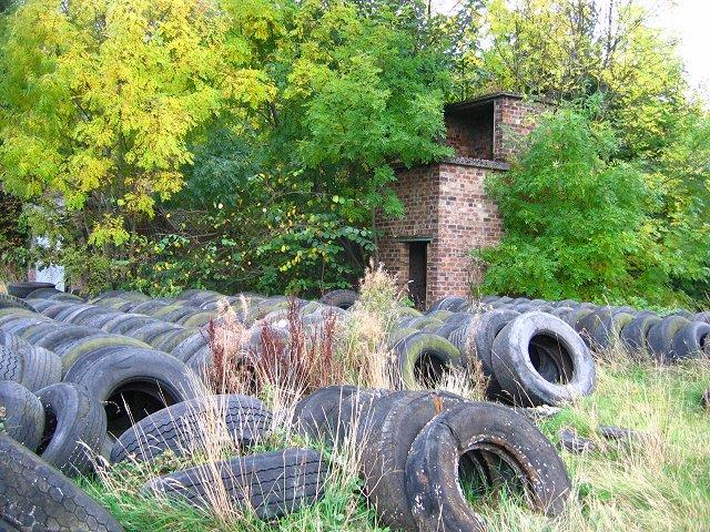Tyre store, Port Edgar