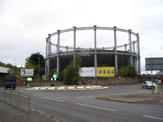 Gas Holder Station