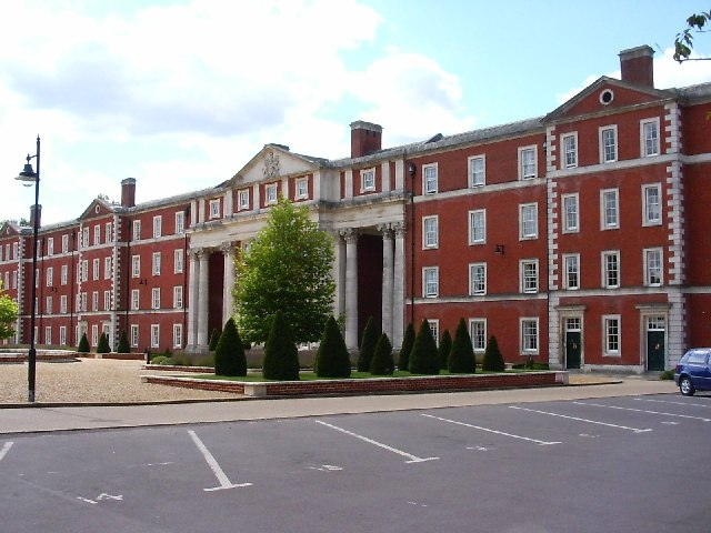Peninsula Barracks, Winchester