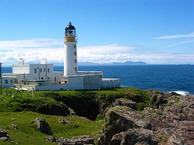 Rubha Reidh Lighthouse